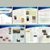 University Newsletter Design and Printing