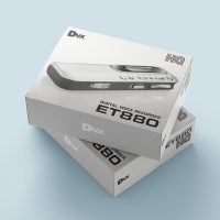Computer Company Recorder Box Packaging Design and Printing