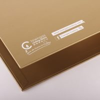 Gas Company Ring Binder Design and Printing