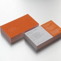 咭片設計及印刷 Business Card Design and Printing