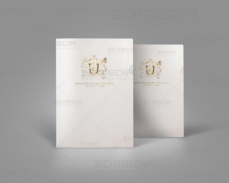 薄身不透明PP塑膠文件夾印刷 PP Folder Printing