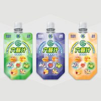 健康食品公司的包裝設計及印刷 Drinks Company Packaging Design and Printing