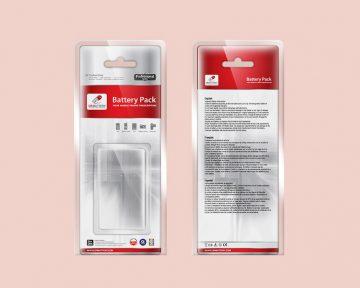 電池公司的吸塑咭包裝設計印刷 Battery Company Blister Card Packaging Design and Printing