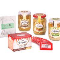 健康食品公司的包裝設計 Health Food Company Packaging Design Set