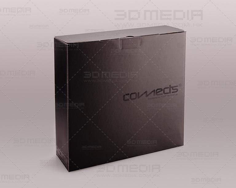 音響公司的紙盒包裝設計及印刷 Audio Company Paper Box Packaging Design and Printing