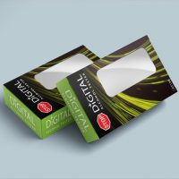 電腦用品公司的酒精測試儀包裝設計印刷 Computer Company Alcohol Tester Box Packaging Design and Printing