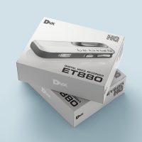 電腦用品公司的錄音機包裝設計印刷 Computer Company Recorder Box Packaging Design and Printing