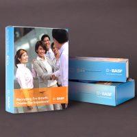 化學公司的PP塑膠盒印刷及設計 Chemistry Company PP Plastic Box File Design and Printing