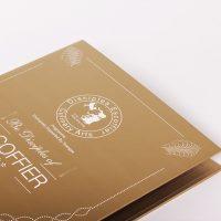 媒氣公司的活頁文件夾印刷及設計 Gay Company Ring Binder Design and Printing